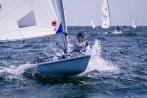 C.O.Y.C.H. Cercle d'Organisation du Yachting de Compétition Hyèrois - Laser