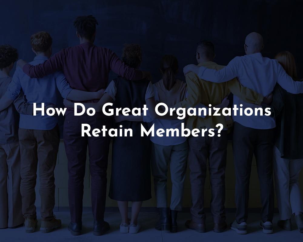 Organizations members